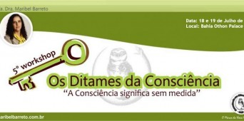5º Workshop Os Ditames da Consciência